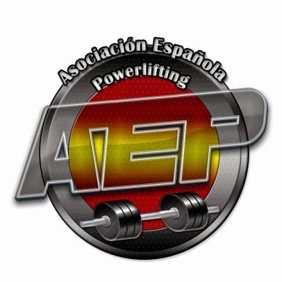 Logo-AEP-Asociación-Española-Powerlifting