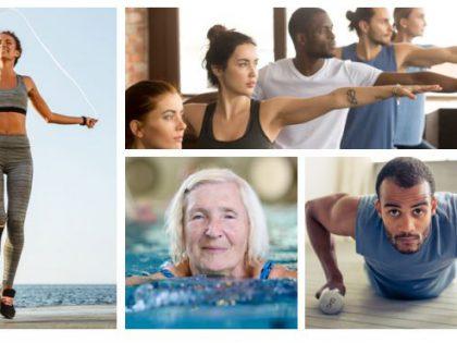 EEUU recomienda entrenamiento de fuerza para bajar de peso