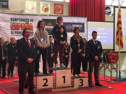 Susana Donadeu, campeona de España