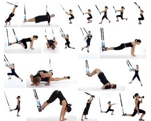 collage suspension training
