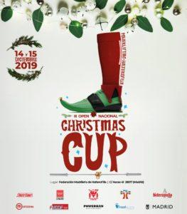 Christmas Cup 2019 Halterofilia y Powerlifting