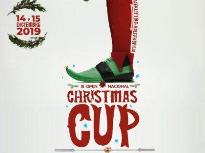 III Open Nacional Christmas Cup de Halterofilia y Powerlifting, acaba fuerte el año