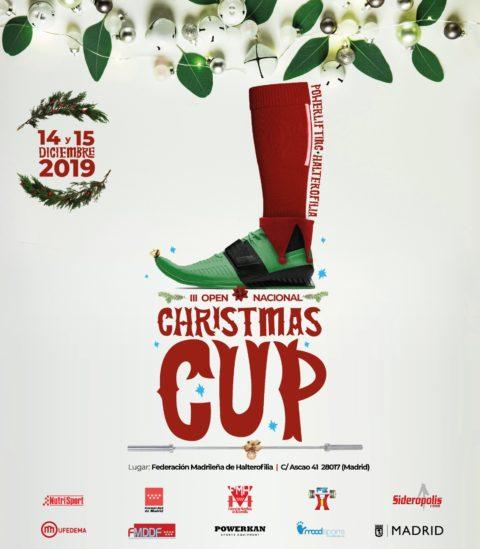 christmas cup 2019 halterofilia powerlifting